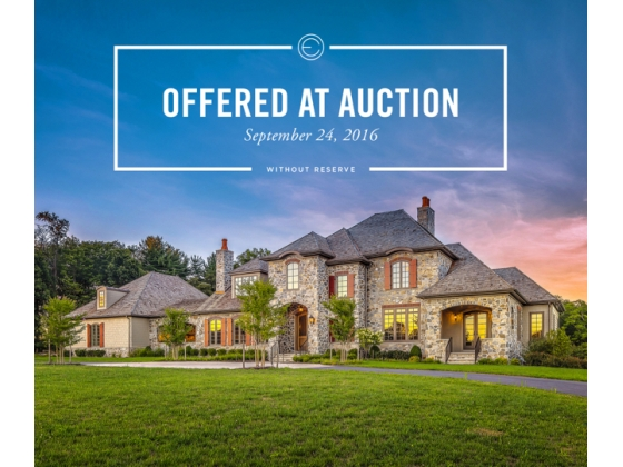 AUCTION ~ 20 Acre Equestrian Estate ~ Saturday September 24 Final Preview Friday!!