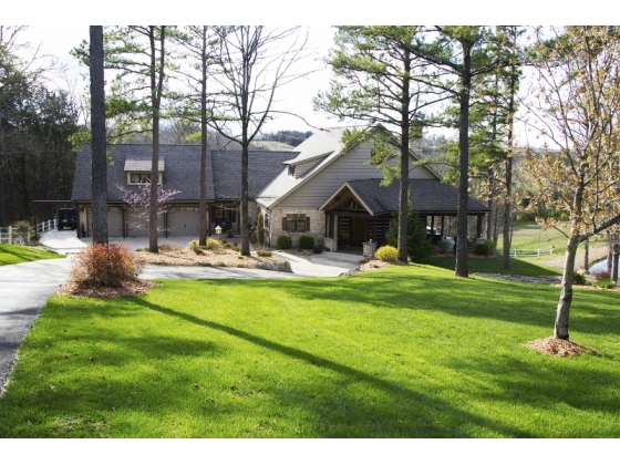 Custom Built Home with Lots of Recreational Extras on 37 +/- Acres in Washington, MO for Sale