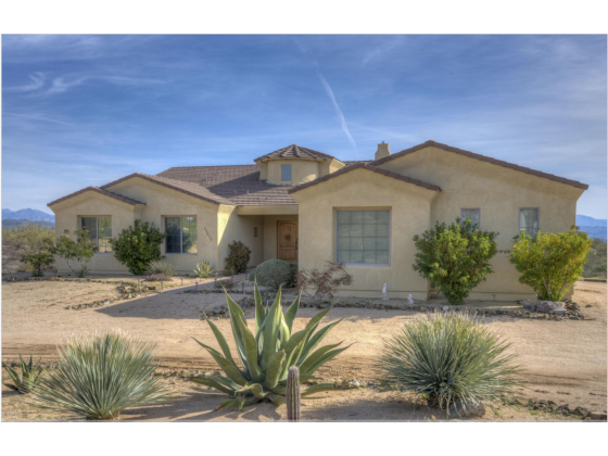 Perfect Family Home With Amazing Views In North Scottsdale