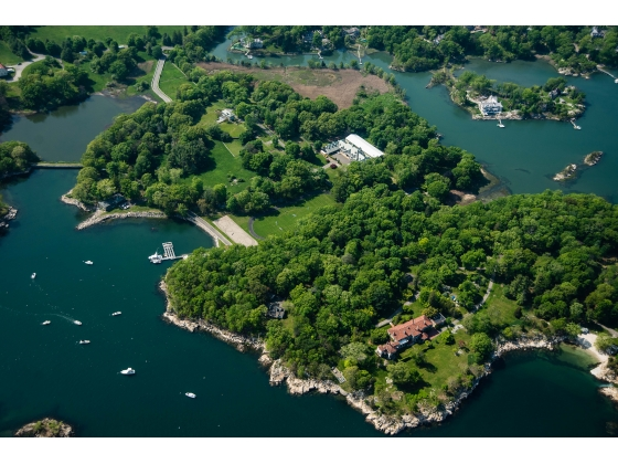Extraordinary 63-Acre Waterfront Estate