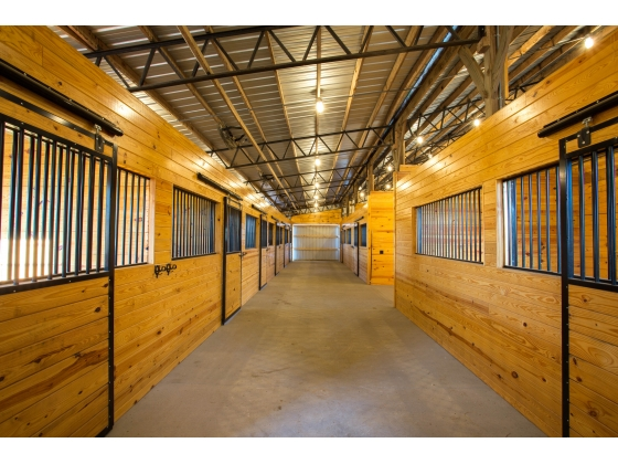 93 acre Premium Equestrian 1 hr from Nashville, TN
