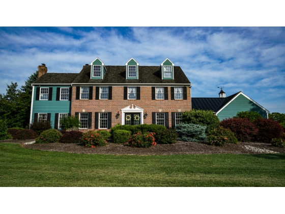 PIcture-Perfect Bucks County Equestrian Estate