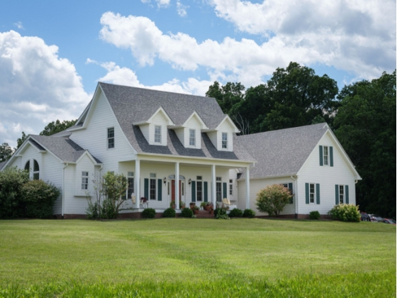 Fabulous Horse Property with Custom Home / Miles of Riding Trails/Multiple Acreage Options