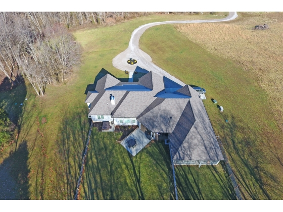 Gorgeous, Private, Custom Home on 15+ Acres