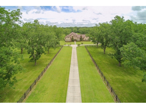 Custom Home on 10+ Acres with a 6 Stall Horse Barn