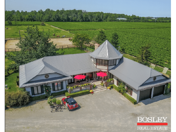 6 Acre Income Producing Equestrian Farm