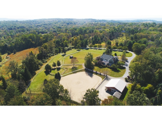 Price Reduction: Exceptional Equestrian Property in Tewksbury Township, NJ