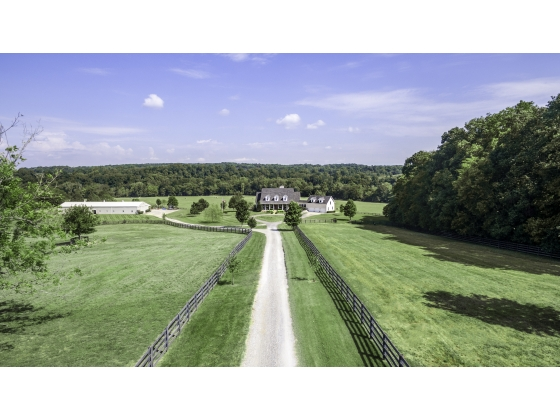 Awesome Custom 53 Acre Equestrian Estate Paradise!