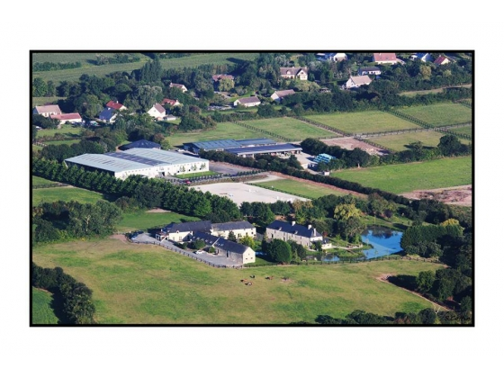 Haras du Ry - Showjumping Stables - Offering a private barn to rent with world class facilties and services