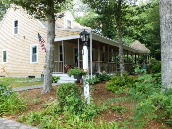 SOLD!  Cape Cod Horse Farm ~ West Barnstable MA