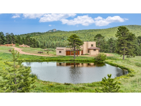 Green Valley Ranch (2 beautiful homes on 23+ acres)