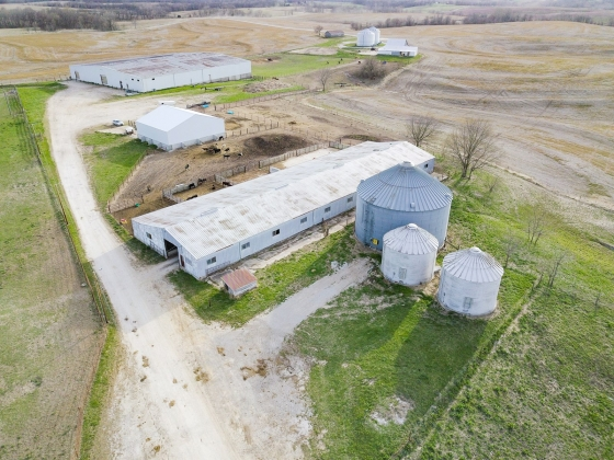 Equine Arena and Cattle Operation For Sale in Missouri