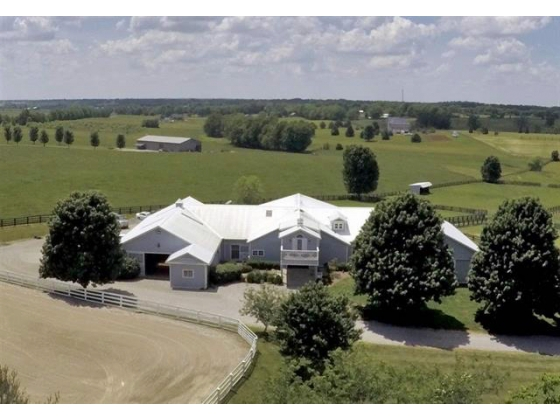 Stunning Equestrian Facility With Income Potential