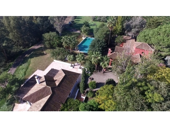 Equestrian Property in the heart of the Gualdahorce Valley