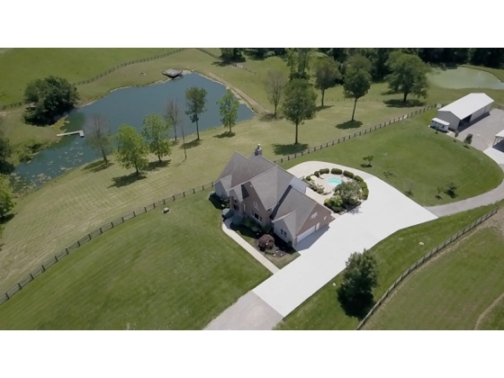 Best Horse Farms For Sale In Kentucky