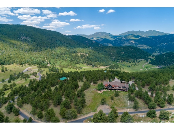 One of a Kind Equestrian Property with Mountain & City Views