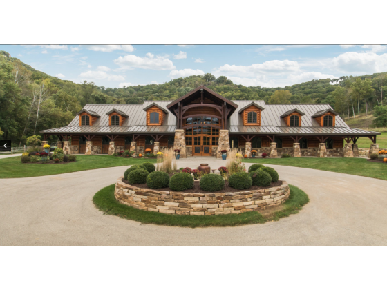 World Class Equestrian Property in Onalaska, Wisconsin
