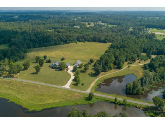 AUCTION-Oct 6th Country Estate 107± Ac 10 Tracts/Most Selling Absolute