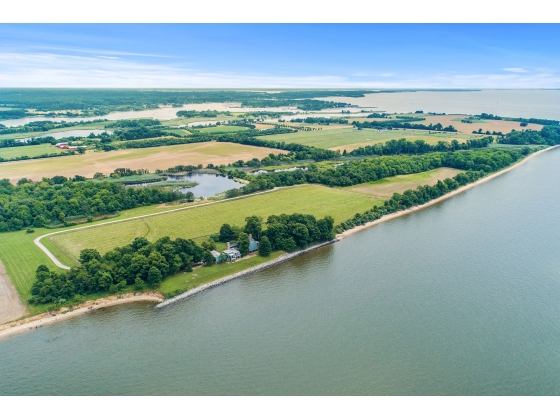 240 Acres on Chesapeake Bay