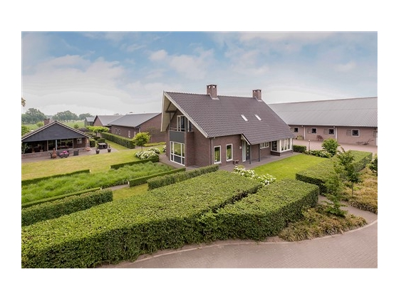 Complete equestrian accommodation for the professional horse owner!