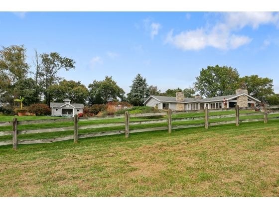 Glennhaven Farm, 48 Acre Horse Farm and Country Home Estate just outside Michigan City, IN & 1 hour outside Chicago