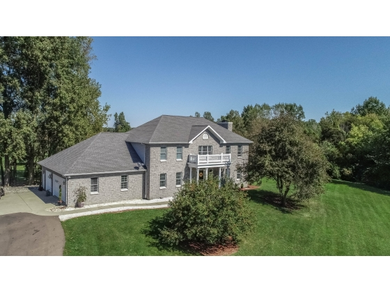 Secluded Mid Michigan Horse Estate