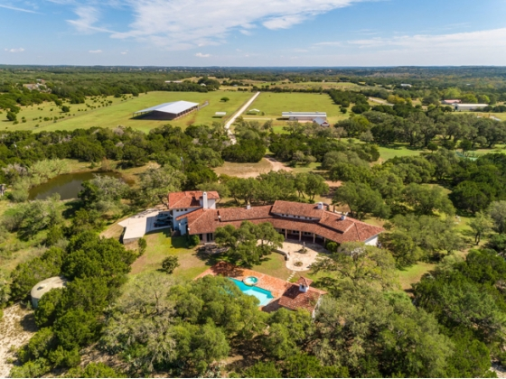 Luxurious Old World Equestrian Estate