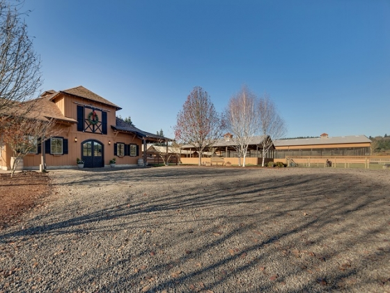 **SOLD** World Class Horse Facility South of Portland