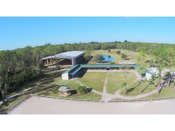 Premier Equestrian Center in sunny Southwest Florida