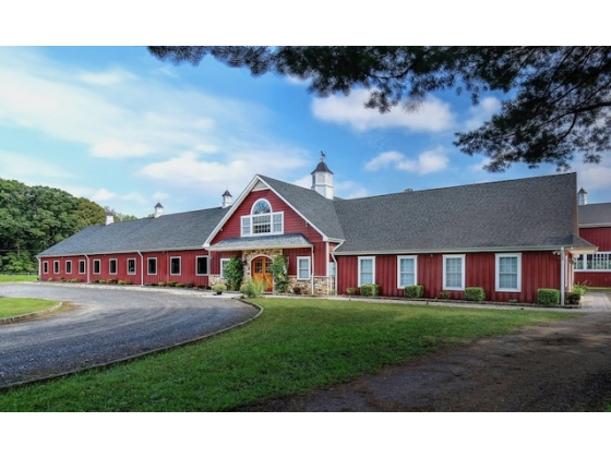 Neal & Elisa Shapiro's Hay Fever Farm, first time offered for sale