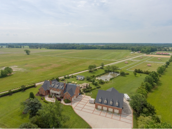 WELLINGTON FARM EQUESTRIAN FACILITY 77.34 AC