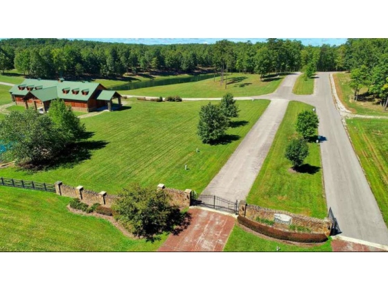 Lot 12 Highlands at Big South Fork Equestrian Community