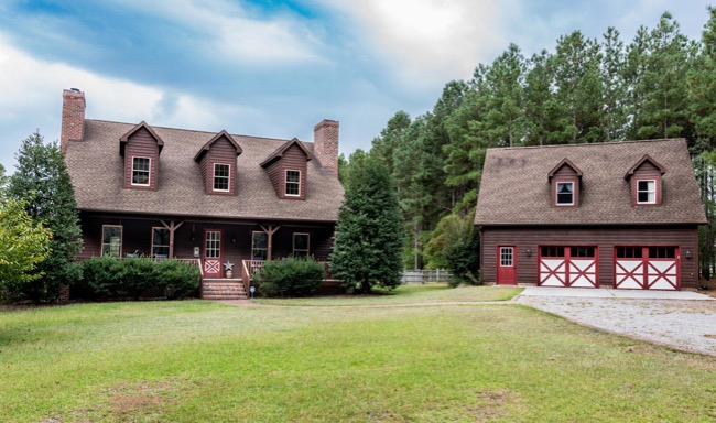 Aberdeen North Carolina Horse Property