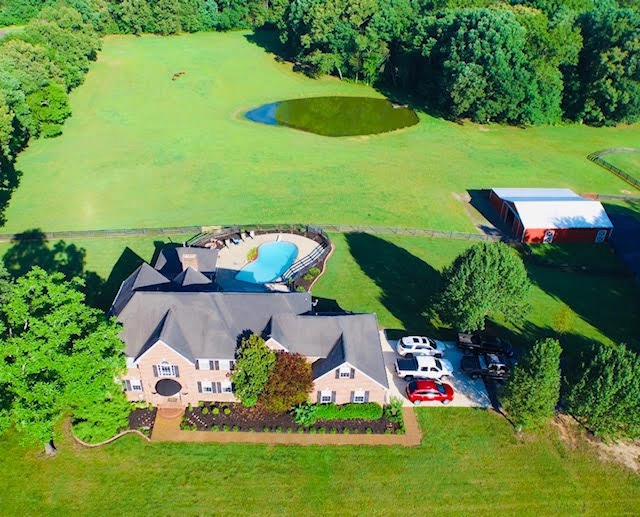 15 Acre Equestrian Property in Ooltewah, Tennessee