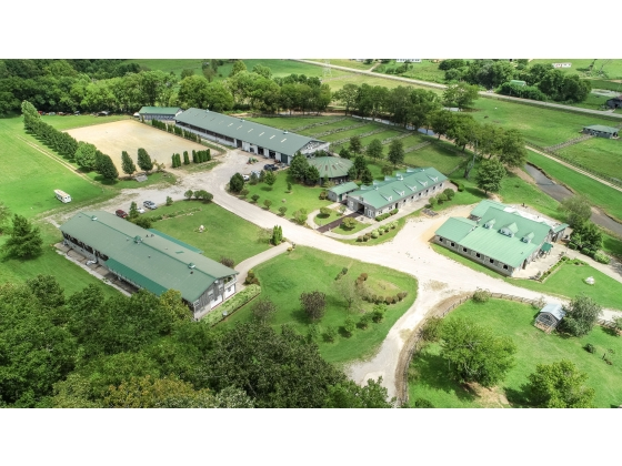 Incredible Equestrian and Event Center on 99+ rolling acres in middle Tennessee!