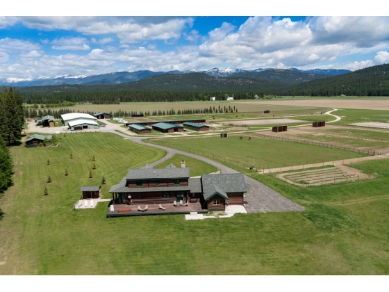 Whitefish, Montana Equestrian Center