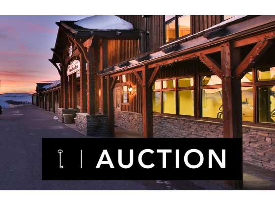 Blue Valley Farms // Calgary, Alberta, Canada // SOLD AT AUCTION 5.08.14