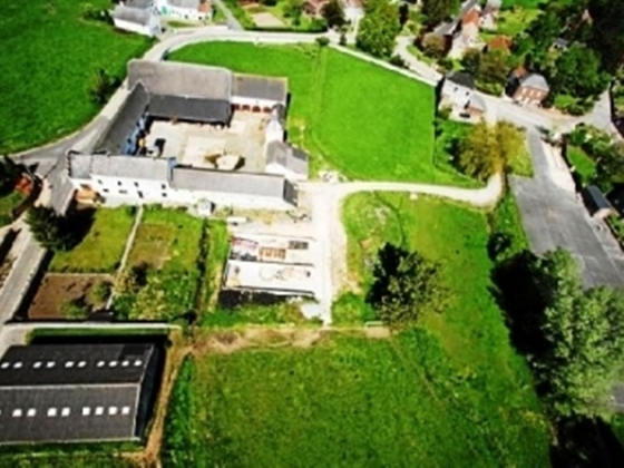Belgium-Equestrian farm from the XIIth & XVIIIth century(Walloon Brabant)