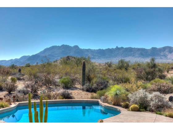 15 Acres in Scottsdale at the Preserve with Trails