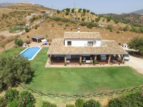 Equestrian property in Costa del Sol, Spain