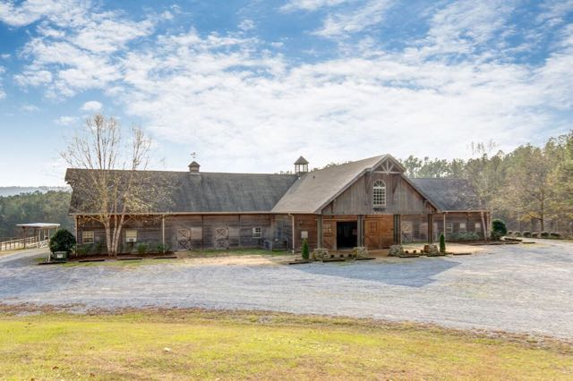 Historic Equestrian Estate