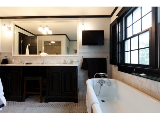 4 Gorgeous Bathrooms
