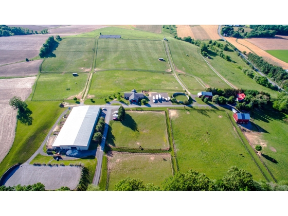 Equestrian Training Facility for Sale